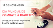 Dia de combate a Diabetes