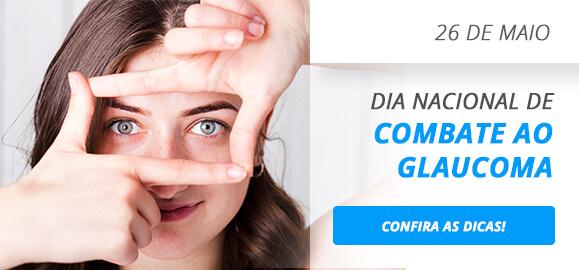 Dia de Combate ao Glaucoma